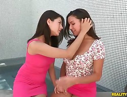 Have A Fun the incredible, yet thrilling lesbo sex session