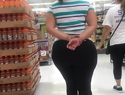 Latina Jungle Booty in Black Leggings